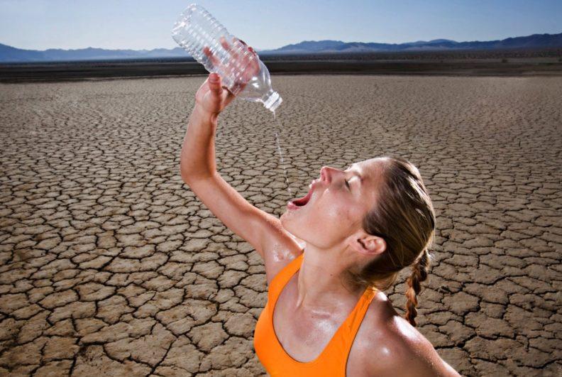 Что пить в жару?