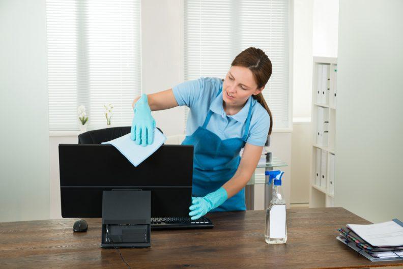 Гигиена в офисе