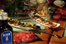 Сочинение Итальянский ужин — Итальянский язык
