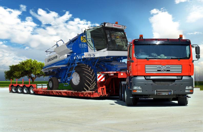 Негабаритный груз, тарифы на грузовые перевозки
