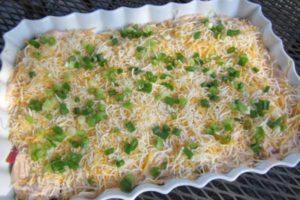 «Генеральский салат» — изюминка праздничного стола