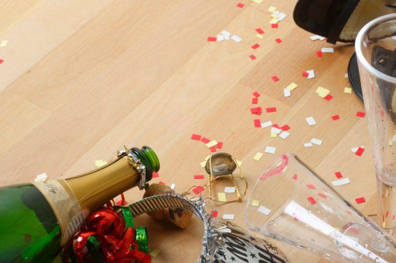 Как устранить последствия праздников