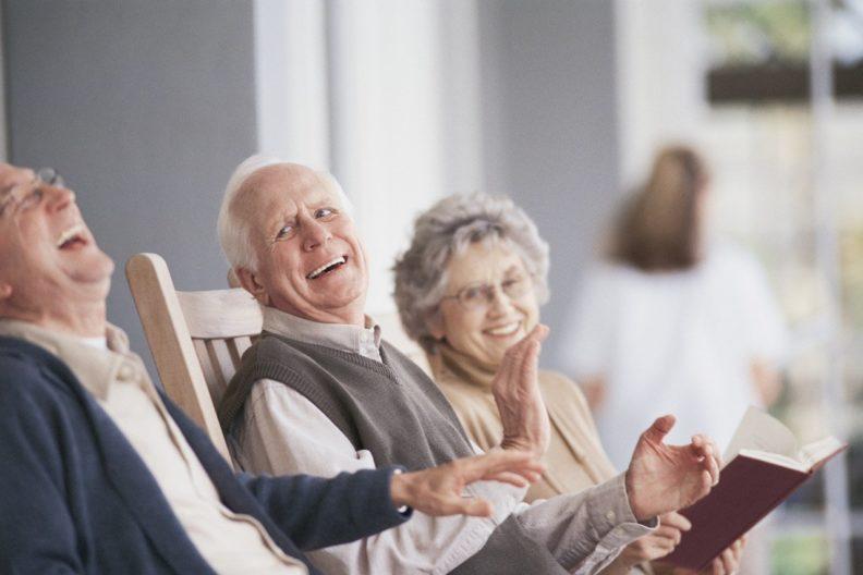 Некоторые преимущества пожилого возраста