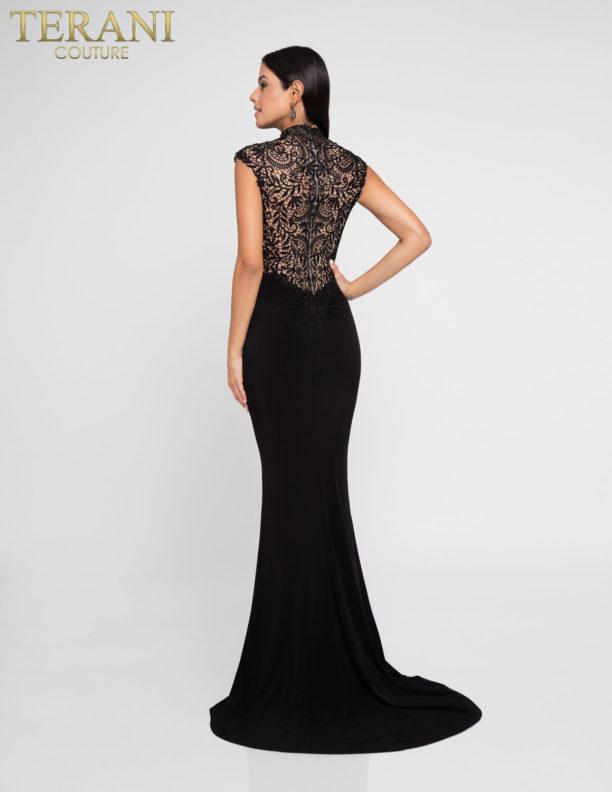 Загадочные вечерние платья с кружевом