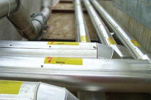 Охранная зона тепловых сетей: сколько метров подлежит охране?