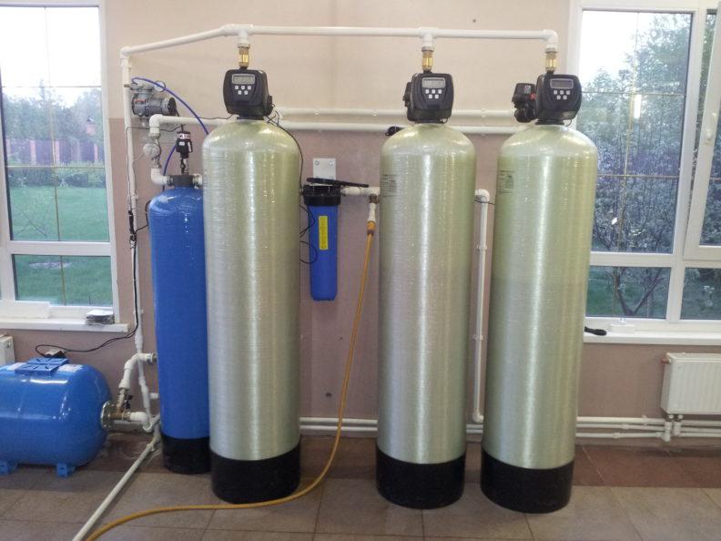 Питьевая вода в загородном доме