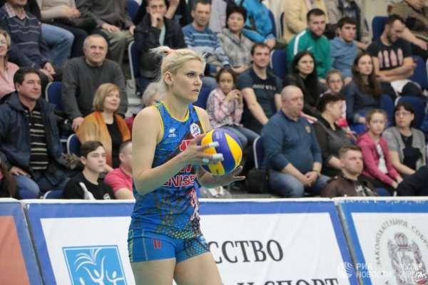 Волейболистка Александра Перетятько: украинки доказали, что они — не аутсайдеры ЧЕ