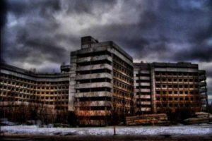 Заброшенная больница в Ховрино. Больница Ховрина: мифы и легенды
