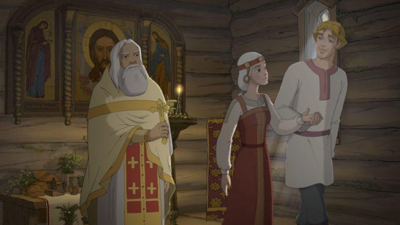 Православные мультфильмы лучше зарубежных