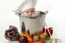 Суп для грудничка: как варить, когда давать?