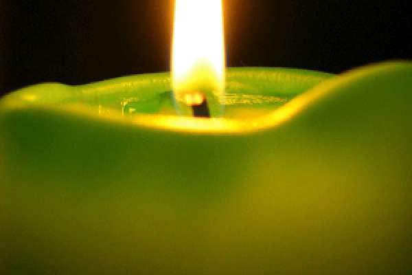 Ритуал зеленая свеча для магических ритуалов, обрядов