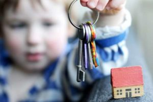 Как продать квартиру если в доле несовершеннолетние дети