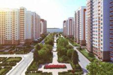 Микрорайон «Восточное Бутово»: комплексы «Мортон», «ПИК»