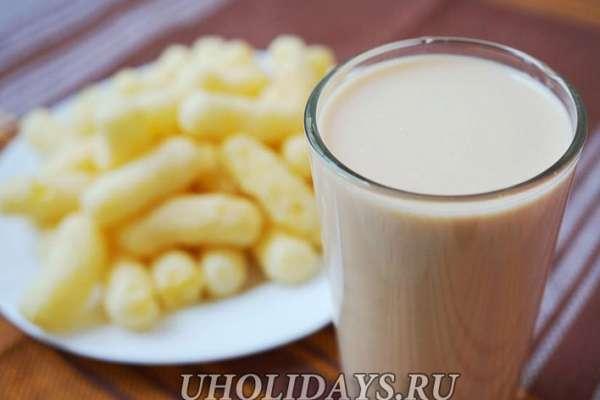 Топленое молоко вкусное и безопасное