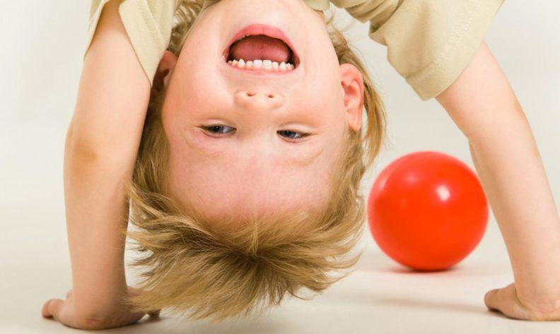 Как жить с гиперактивным ребенком