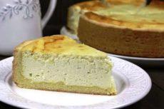 Вкуснейший пирог с творожной начинкой