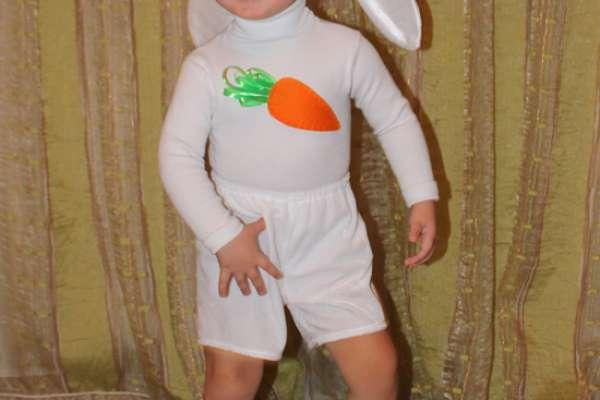 Новогодний костюм зайчика своими руками - Статейный холдинг - photo#45