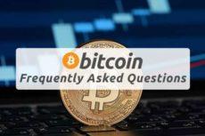 Часто задаваемые вопросы о Bitcoin