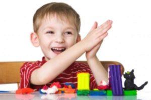 Интересные поделки из пластилина для детей