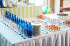 Выездной ресторан на свадьбу: удобно, качественно, красиво
