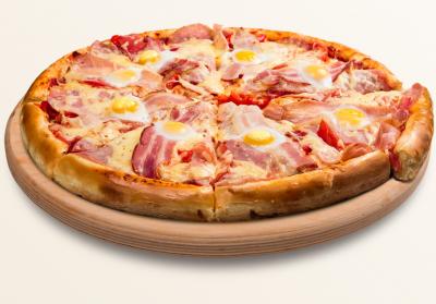 Австралийская пицца как экзотика