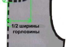 Расчет петель для вывязывания горловины