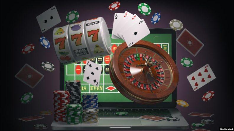 В Киеве процветают запрещённые клубы азартных игр и казино