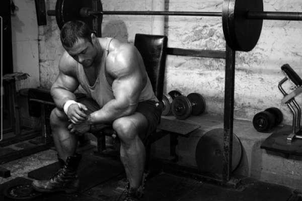Обморок на тренировке » IronZen