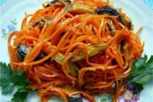 Готовим корейские салаты на зиму вкусно и просто