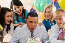 Креативное поздравление с днем рождения: идеи