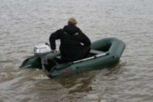 Лодка под мотор 5 л. с.: особенности и правила выбора