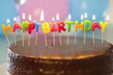 Меню на День рождения (на 10 человек)