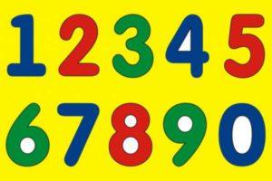 Чем цифры отличаются от чисел: отличия и виды