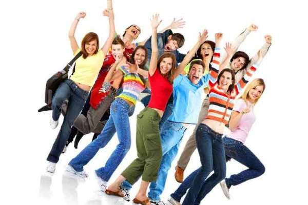 Как одеваются современные юноши и девушки?