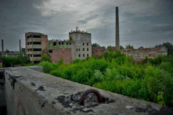 Шумерлинский «Химарь». Обзор заброшенной местности « Город Чебоксары