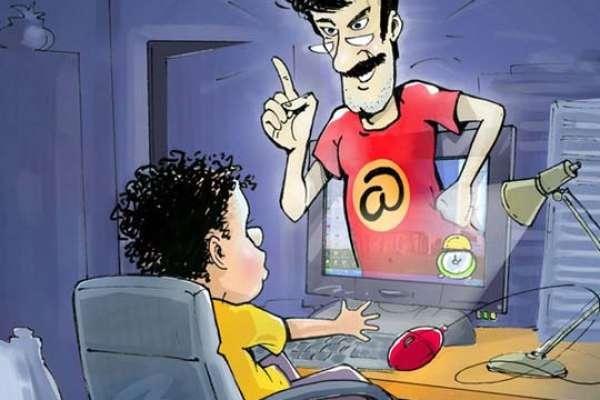 Безопасность детей в интернете: простые правила взрослым и детям
