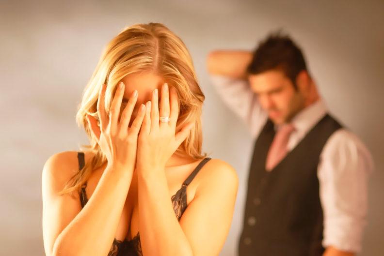 Как перестать обижаться на мужа