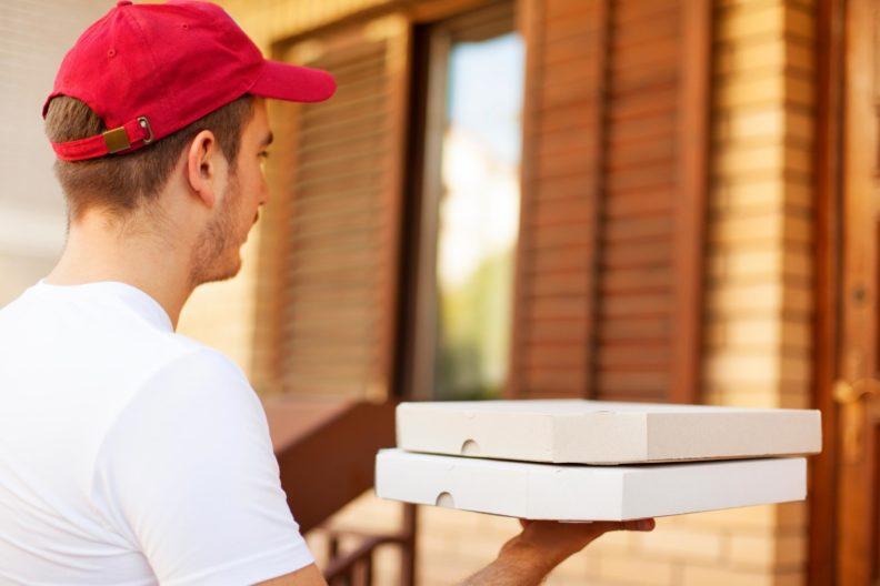 Популярные виды пиццы с доставкой на дом
