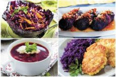 10 самых разнообразных блюд с краснокочанной капустой