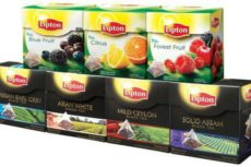 Чай «Липтон»: разновидности, вкусы. Отзывы покупателей