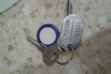 Ключи с жетоном — Ключи — Брянск — Потерявшиеся и найденные ключи