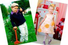 Итоги конкурса детской одежды «Краски детства 2017»