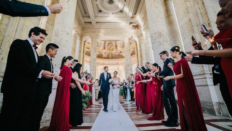 VIP свадьба с кейтерингом Jean Fery Catering