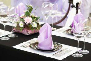 Скатерти и салфетки на стол: подбор, сочетание, сервировка