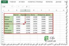 Функция ИНДЕКС (англ. INDEX) в Excel с примерами