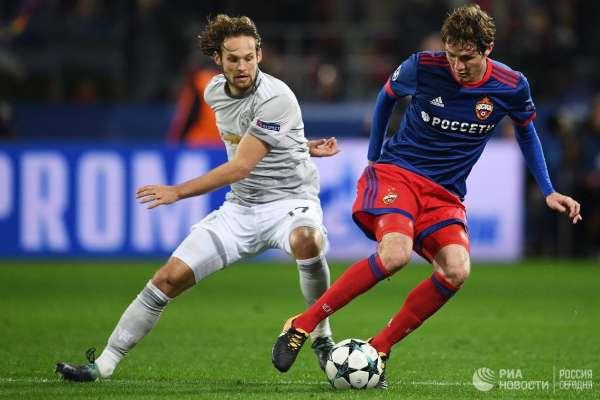 Не сдюжили: ПФК ЦСКА потерпел разгромное поражение в ЛЧ от «Манчестер Юнайтед»