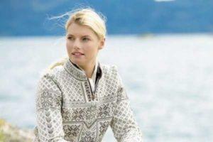 Модные свитеры с норвежским узором – 2017