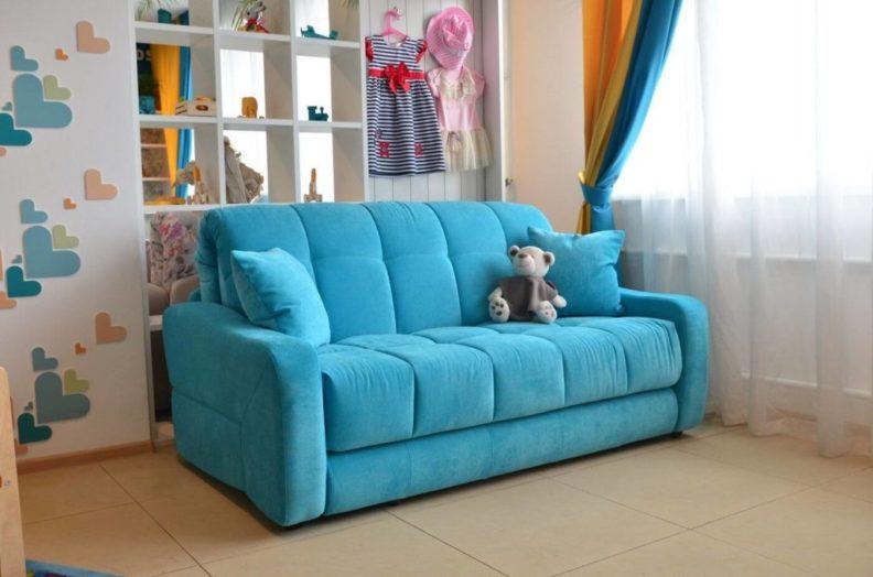 Как выбрать диван в детскую