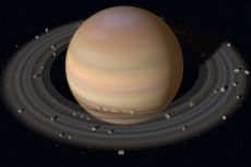 100 интересных фактов о планете Сатурн