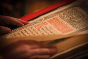 Встреча в библиотеке. Об истории православных библиотек в Томске и о православной литературе